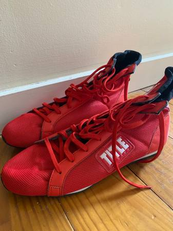 Photo LIKE NEW TITLE BOXING SHOES - Size 12 - $35