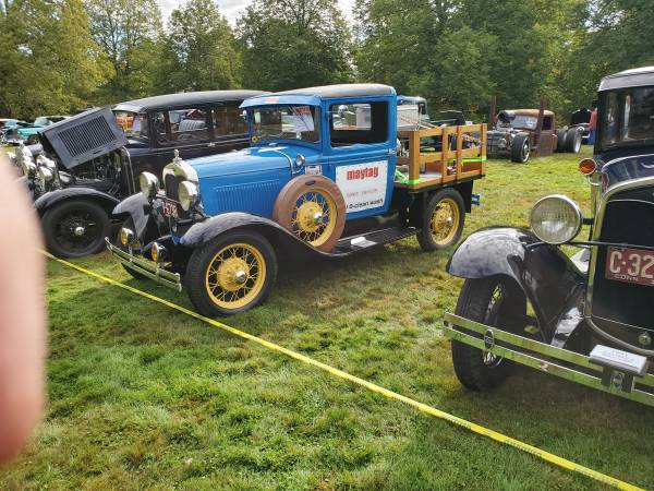 Photo MODEL A FORD 1931 - $25,000 (shelton ct.)