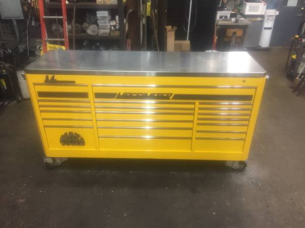 Photo Mac tools tool box - $5215 (Woodbury)