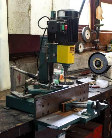 Photo Multico PM22 Hollow-Chisel Mortising Machine. - $600 (Litchfield)