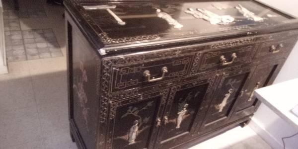 Photo Oriental furniture - $150 (Harwinton)