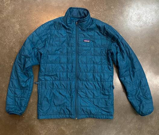 Photo Patagonia Boys Nano Puff Jacket - $50