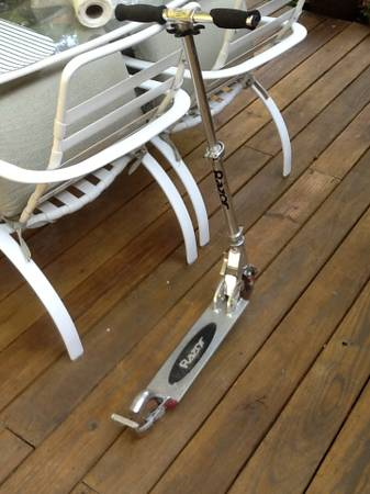 Photo Razor Scooter - $20 (New Hartford)