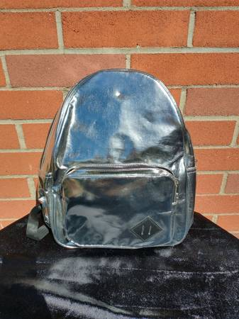Photo Silver Madden Girl Backpack - $25 (Watertown)