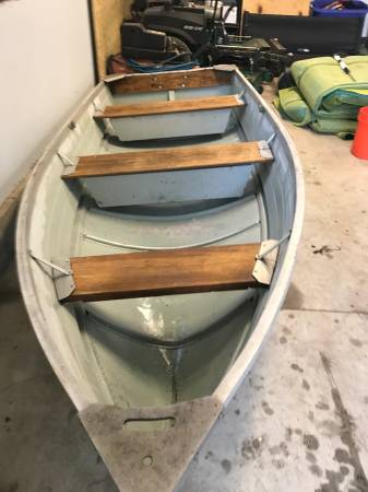 Photo Starcraft open row boat - $375 (Coventry CT)