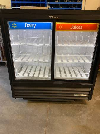 Photo True GDM Double Glass door cooler - $600 (New Milford)