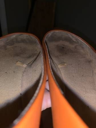 Photo Well worn flats - $45 (Torrington)