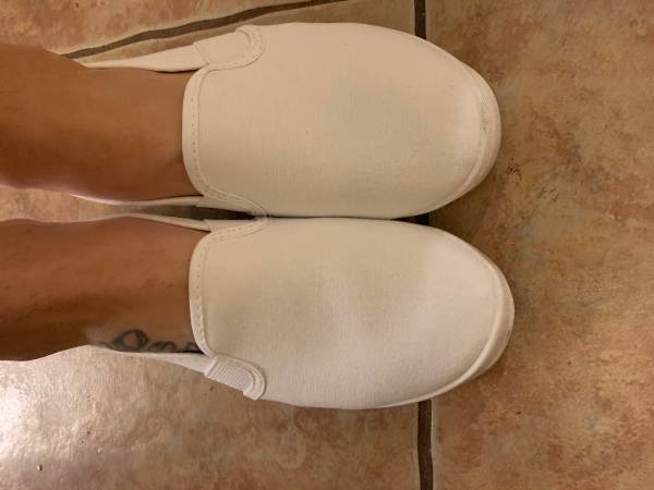 Well worn slip on - $40 (Torrington)