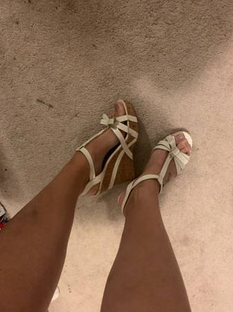 Photo Well worn wedges - $30 (Torrington)