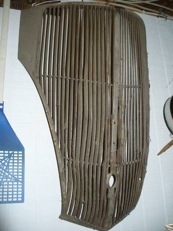Photo 1936 Ford car doors grill frame - $75 (Cartersville)
