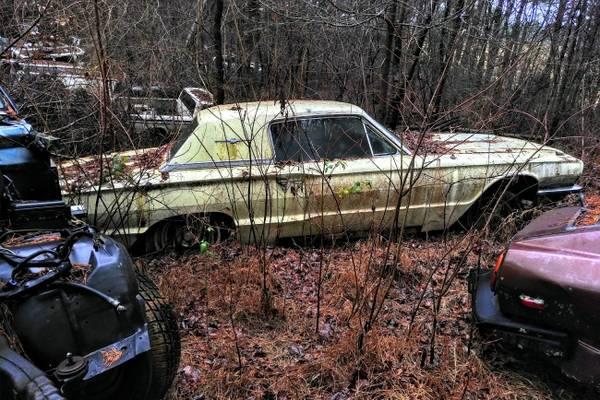 Photo 1965 Ford Thunderbird - $2,000 (Blue Ridge)