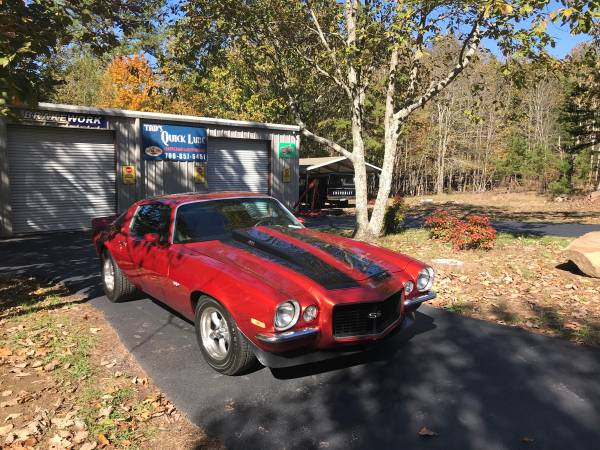 Photo 1970 Chevy Camaro split bumper SS - $32000