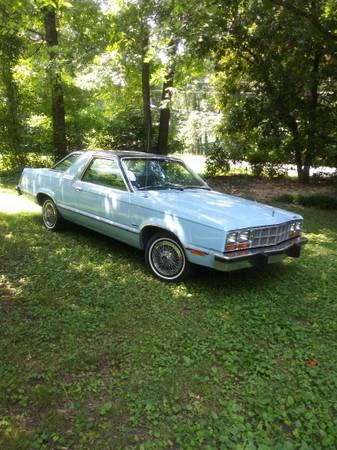 Photo 1978 Ford Fairmont - $4,500 (Calhoun)