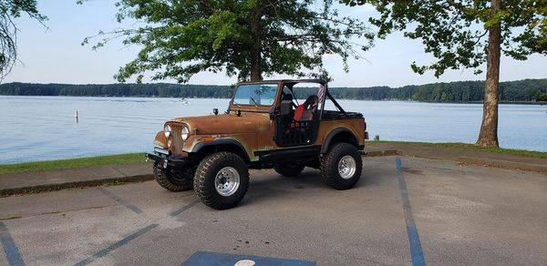 Photo 1983 Jeep CJ - $8,500 (Acworth)
