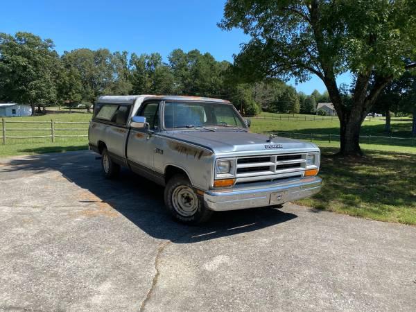 Photo 1988 Dodge D100 - $3,250 (Dalton)