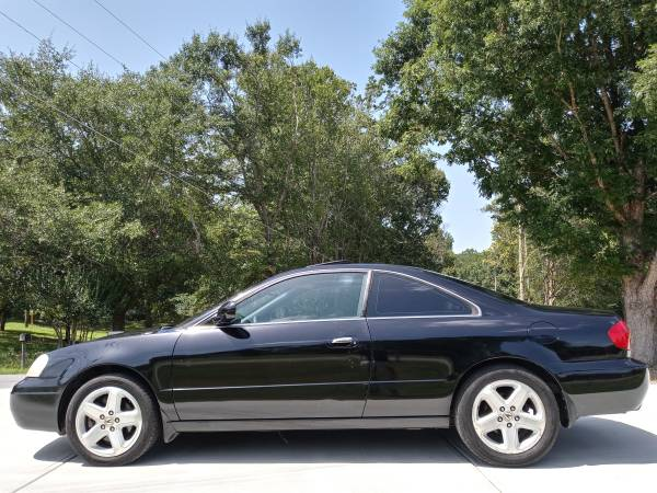 Photo 2001 Acura CL S type 3.2 vtec beautiful leather moonroof navigation AC - $3,400 (North ga)