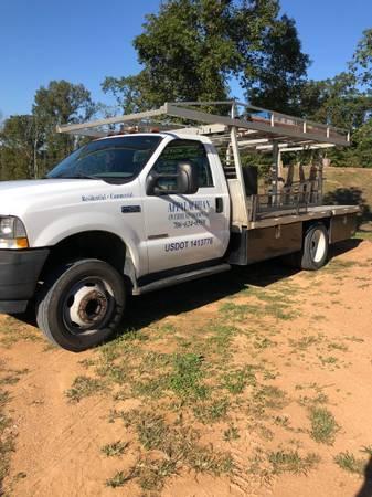 Photo 2003 F450 Ford 7.3 Diesel Truck - $8,500 (Resaca)