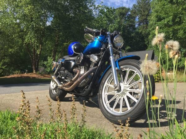 Photo 2004 Harley Davidson Sportster 1200 - $5,500 (Atlanta)