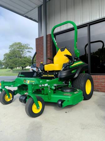 Photo 2020 JOHN DEERE Z915E 60quot Zero Turn Lawn Mower - $7,699 (Rome)