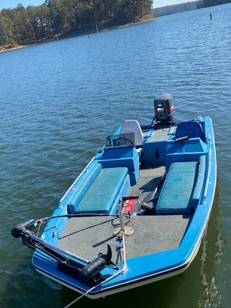 Photo Bass boat for sale - $3,000 (Cartersville)