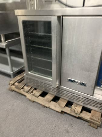 Photo Imperial full size gas convection oven for sale - $1,400 (mableton)
