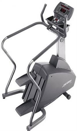 Photo Life Fitness Stair Stepper excellent condition - $400 (Athens)