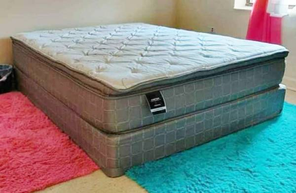 Photo New Mattress  Boxspring Sets In Stock with Same Day Pickup or Delive - $39 (Cartersville)