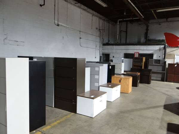 Photo Used File Cabinets  Used Filing Cabinets  Used Office Furniture (Chattanooga)