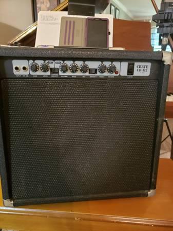 Photo Vintage Crate CR112 Amplifier USA - $50 (Marietta)