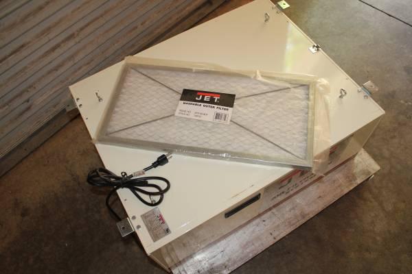 Photo Wood Shop Air Filter-JET AFS-1000B - $350 (Jasper,Ga)