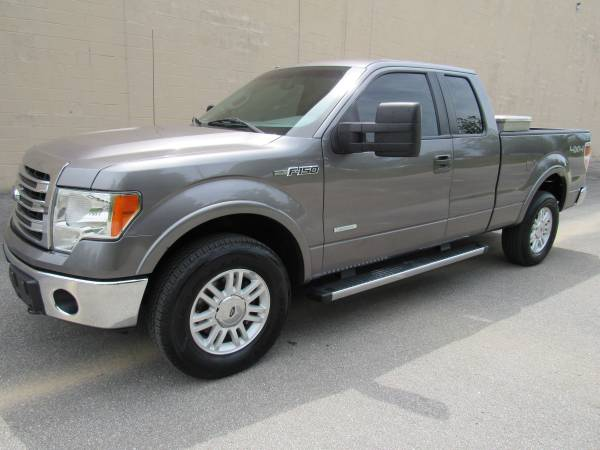 Photo 2014 FORD F150 LARIAT  SUPER CAB  4X4 ECO BOOST  - $16995 (NO DOC FEES)