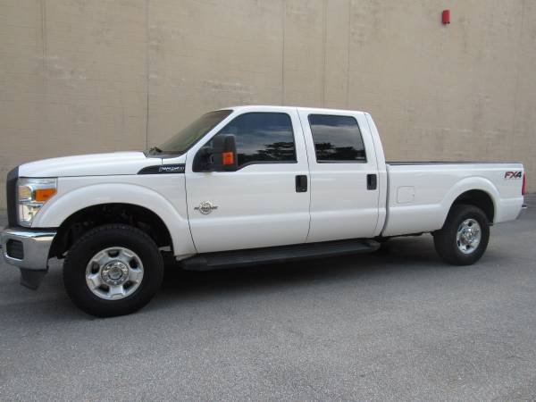 Photo 2016 FORD F250 SD  LONG BED  6.7 DIESEL  1 OWNER  4X4  - $28,995 (NO DOC FEES)