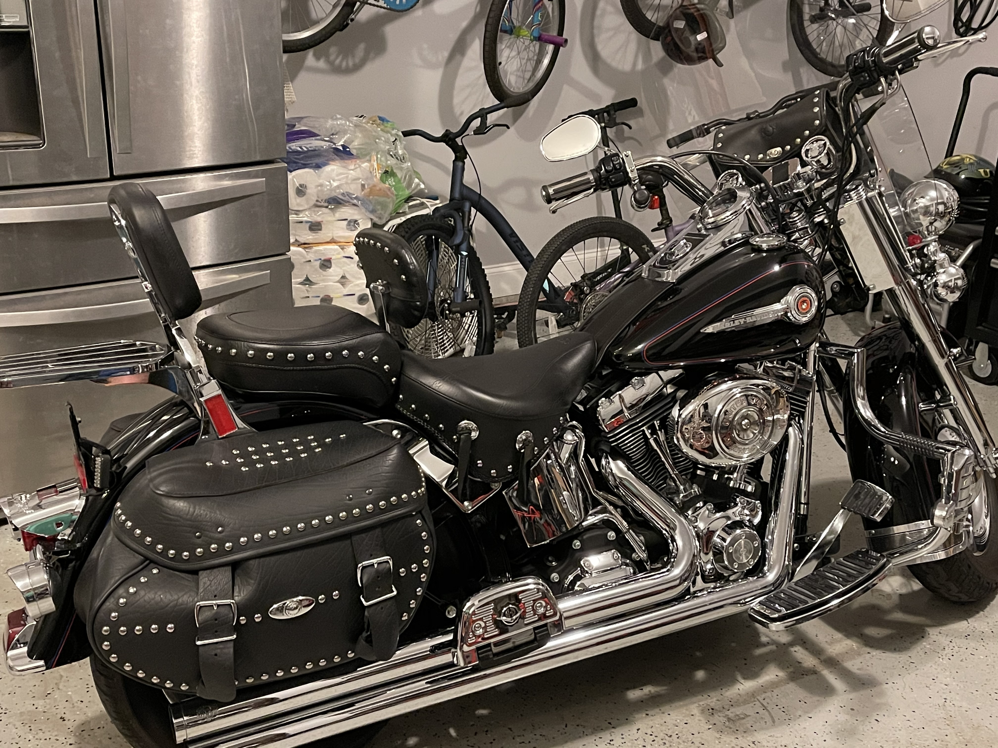 Photo 2007 Harley-Davidson HERITAGE SOFTAIL CLASSIC $7400187.22187.22