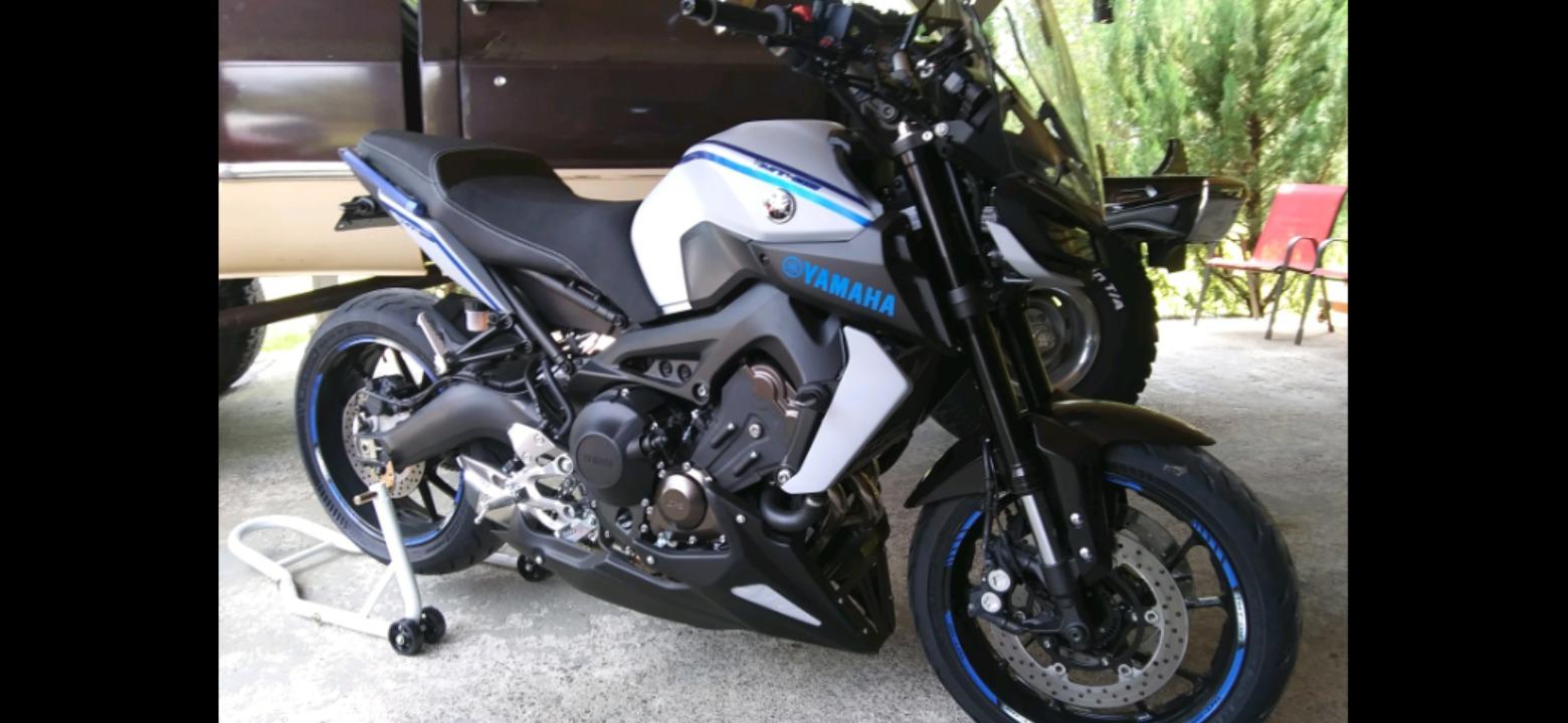 Photo Used 2019 Yamaha Sport Touring Motorcycle  $8400