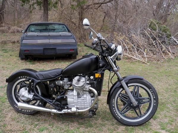Photo 1980 Honda CX500 Bobber - $1,500 (Wichita)