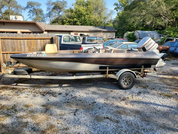Photo Fishing Boat - $800 (Newton)