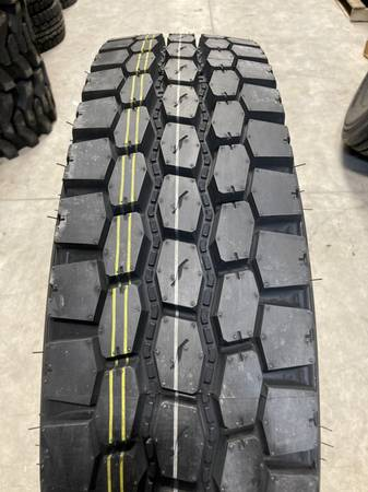 Photo New 16 ply Semi Tires Navitrac 11 R 22.5 OSD Traction 11R22.5 - $305 (www.YourNextTire.com)