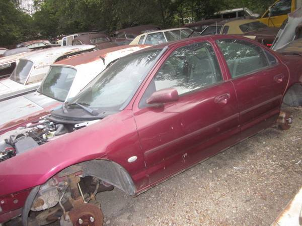 Photo Parting out Ford Contour v6 and 4 cyl - $15 (valley center)