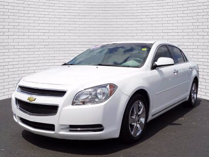 Photo Used 2012 Chevrolet Malibu LT w Sunroof Package for sale