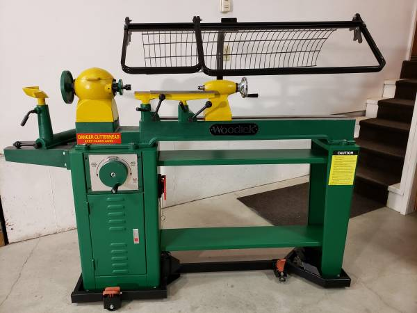 Photo Woodtek 12quot Variable Speed Wood Lathe - $2,250 (Wichita)