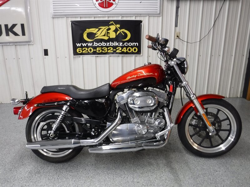 Photo 2013 Harley-Davidson Sportster 883 Superlow $6995