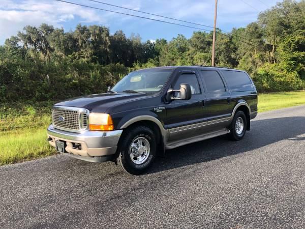 Photo 02 Ford Excursion 7.3 2wd - $9,500 (Ocala)