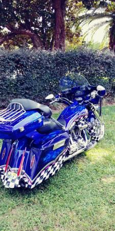 Photo 04 Harley Road King Custom used - $6,500 (Leesburg)