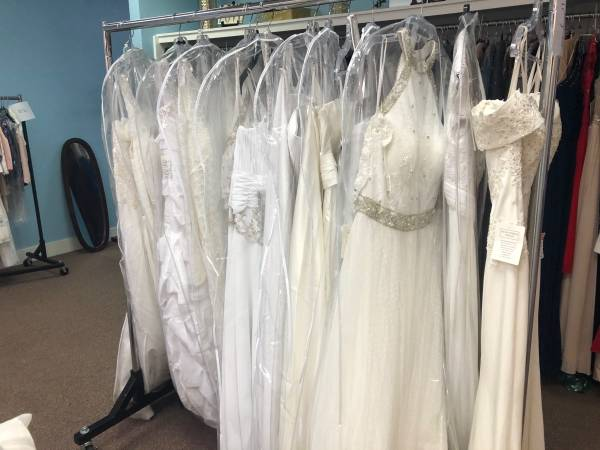 Photo 100 Wedding Dresses - $2,500 (Ocala)