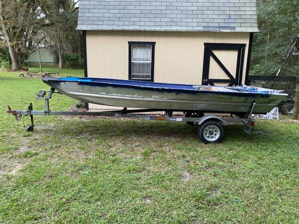 Photo 17 Jon Boat and Trailer - $1,600 (Ocala)