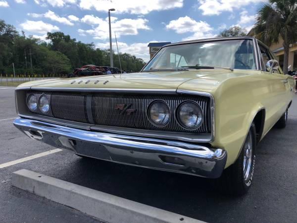 Photo 1967 Dodge Cornet RT - $35000 (Belleview)