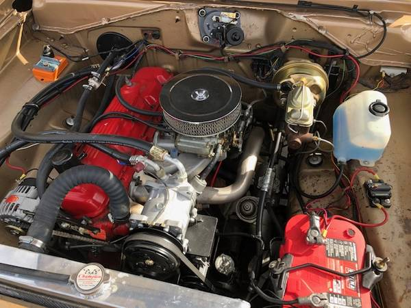 Photo 1968 Dodge Slant Six - $600 (Ocala)