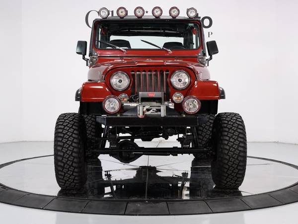 Photo 1985 jeep cj4 - $24000 (pine ridge)