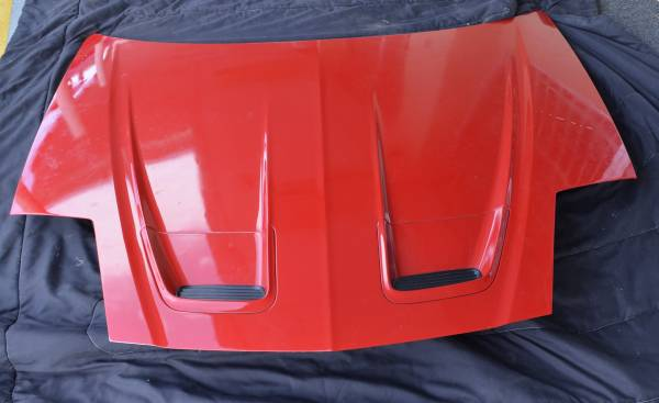 Photo 1993-1997 PONTIAC TRANS AM HOOD - $295 (SILVER SPRINGS)