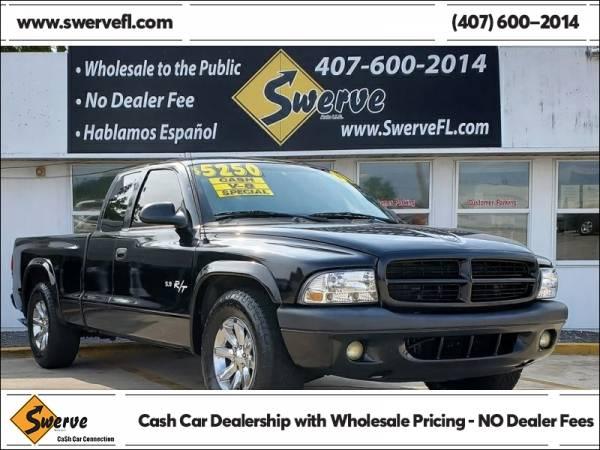 Photo 2001 Dodge Dakota RT Sport 5.9l - $5,250 (Swerve Auto)